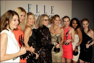 Elle Women in Hollywood 2010