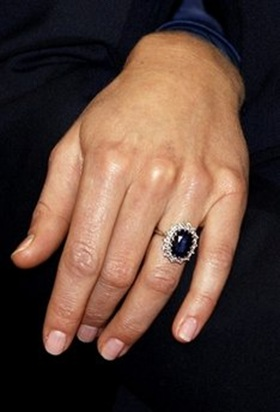 Princess Diana's engagement ring
