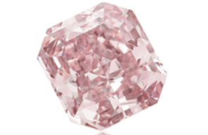 pink diamond from Christie's