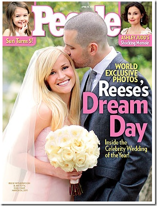 reese withersp wedding