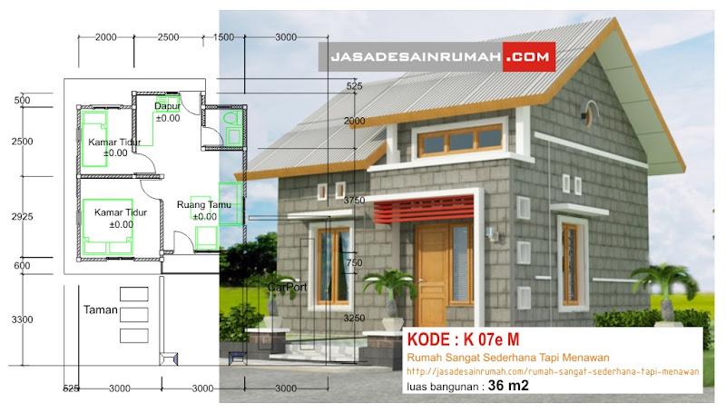 briyan_blog: Rumah Sangat Sederhana Tapi Menawan
