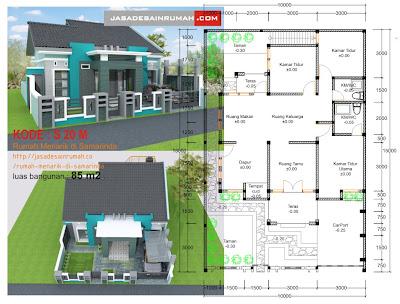 Rumah Menarik di Samarinda