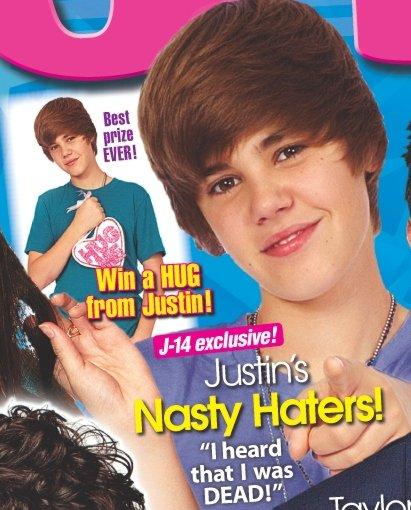 """""""que besé a alguien"""" (x Justin Bieber) El mágico beso de"""