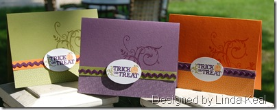 Holiday Haunts Camp - Cards