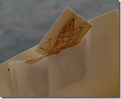 Glassine Envelope Contains Envelope Stickers
