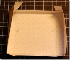 Step 6: Create top flap