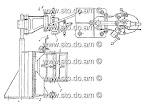 Стенд для сборки коленчатого вала с маховиком и сцеплением, модель Р-260