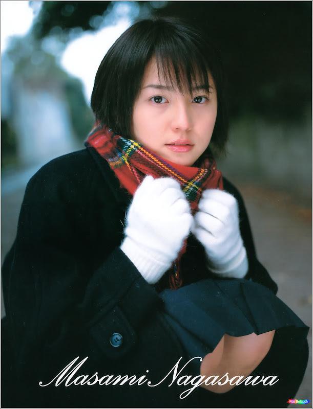 Photo Gallery: Japan Hot Actress Masami Nagasawa