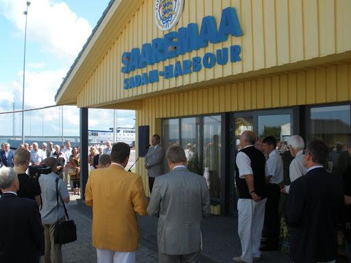 Saaremaa Sadamas Peeter Palu mälestuspäev