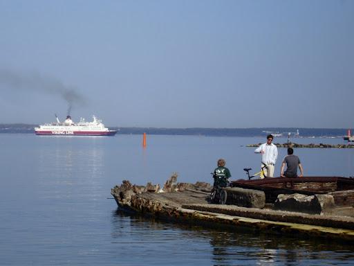 VAADE Tallinna lahele Vanast kalasadamast