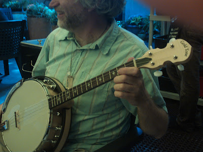 The redhead gave me an Irish tenor banjo for my 3rd banjoversary