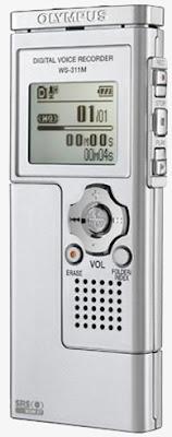 Olympus WS-311M Digital Voice Recorder