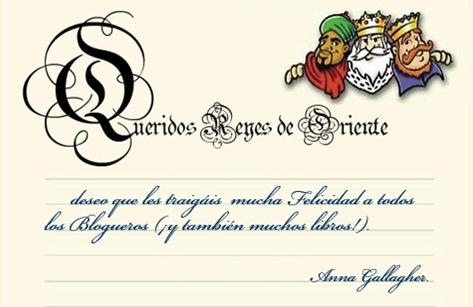 Carta Reyes 2011