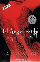 El ángel caído, de Nalini Singh