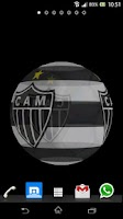 Screenshot of Ball 3D Atletico Mineiro LWP