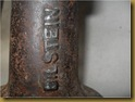 Dongkrak kuno Bil Stein - logo