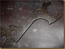 Kunci Pas Phillips - back side