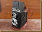 Kamera Lubitel 2 - atas