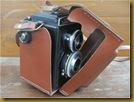 Kamera Lubitel 2 - tas