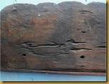 Hiasan dinding ukiran nogo manten - balik tengah