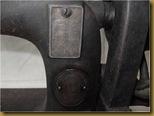 Mesin jahit engkol bodi kotak - logo