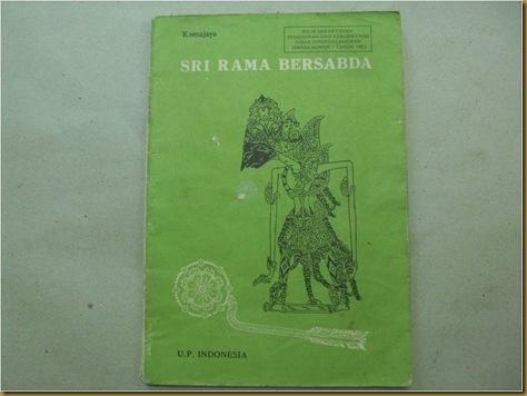 Buku Sri Rama Bersabda