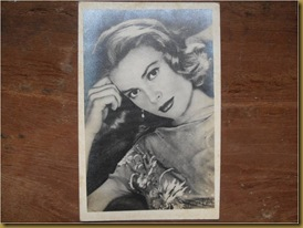 Kartu pos Grace Kelly Imlik