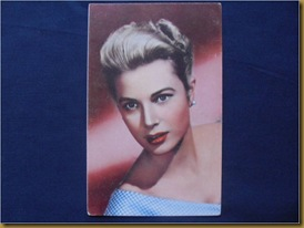 Post Card Grace Kelly warna
