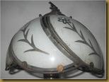 Lampu meja keramik - kap1