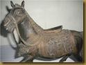 Patung kuda - detail