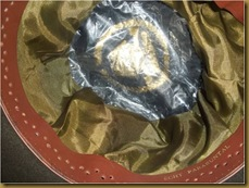 Topi cowboy Meyser parabuntal - logo