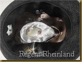 Topi Fedora Regent rheinland - logo