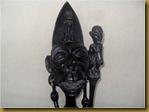 Patung asmat - kepala