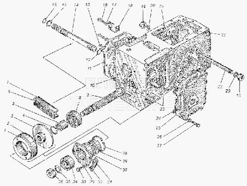 Минитрактор МТЗ-132 Н модернизация и усовершенствование.