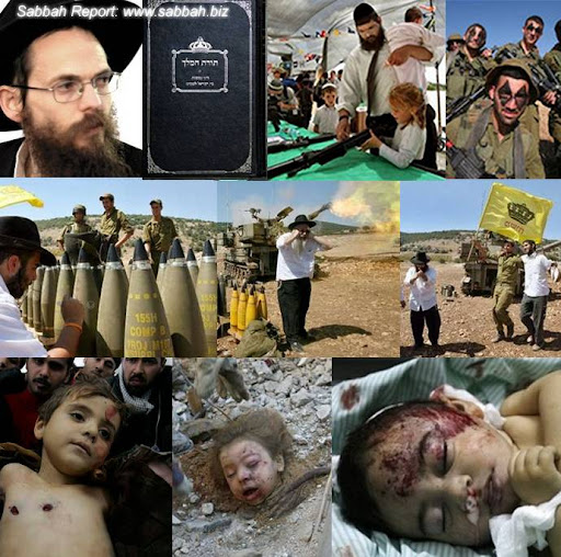 Revered Israeli rabbi preaches slaughter of gentile babies   By Jonathan Cook