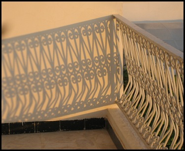 Tunis wrought iron