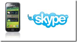 skype v android