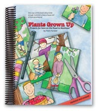 plants grow up