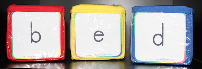 bed Education Cubes