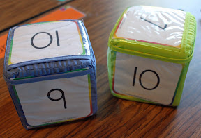 Numbers9 Education Cubes