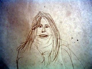 Worst sketch of Nicole Kidman Ever