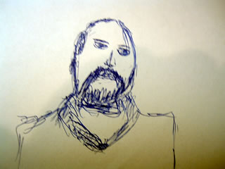 Sketch of Robert Remak