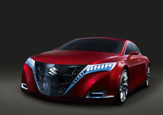Suzuki Concept Kizashi