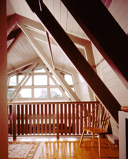 farmhouse interior design loft