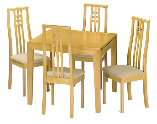 Tivoli wooden Dining Set Furniture Design