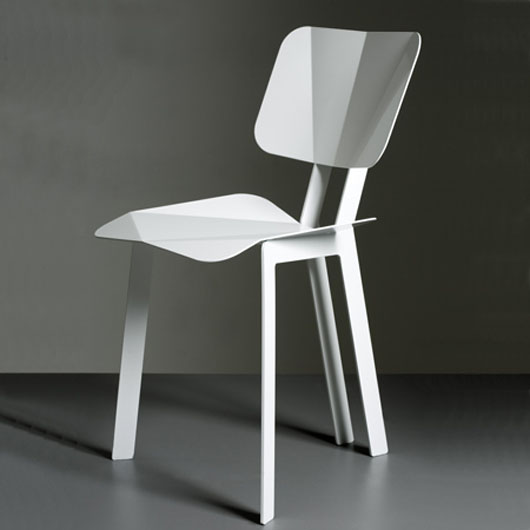 Simple Origami Chair Modern Furniture