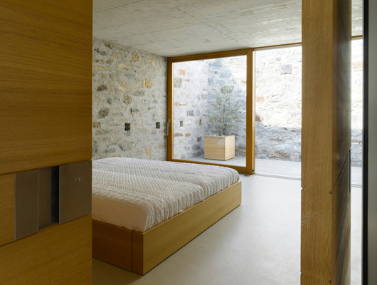 stone home design interior bedroom ideas