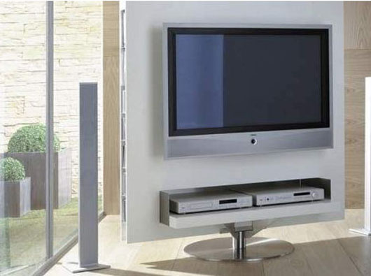 Modern TV Office wall unit design interior