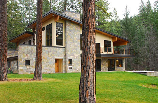Mountain Home Design Ideas ~ Home & Interior Design