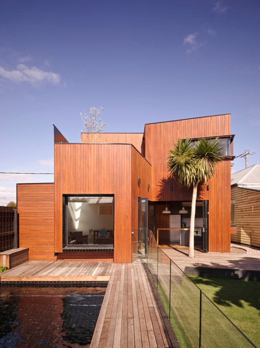 timber box house design ideas